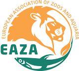 EAZA - logo organizacji, do której od 25 września należy także Ogród Zoologiczny w Zamościu!