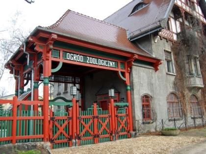 Brama Japońska - Zoo Wrocław