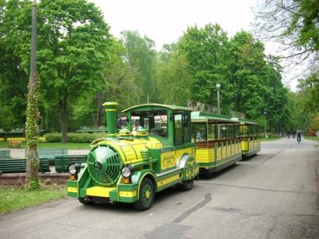 Nowe kolejki w poznańskim Nowym Zoo