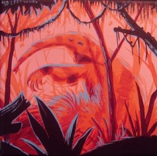 Mrówkojad-zjawa (źródło: http://leftyjoe.blogspot.com/2010_01_01_archive.html)