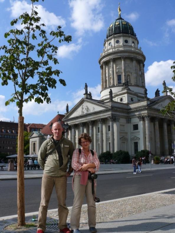 Marcin z Lidką - Berlin