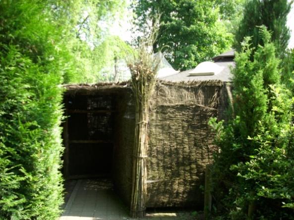 Pawilon pazurkowców - zoo Opole