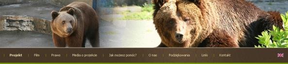 Strona głowna strony BearProject