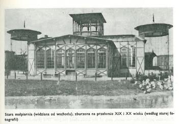 Małpiarnia w Starym Zoo w Poznaniu