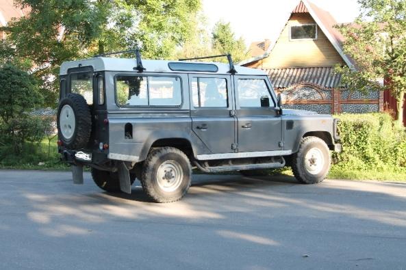Najlepszy do jazdy po mieście jest - bezwzględnie - Land Rover!